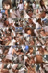 DIMH-01 Femdom Nurse, dick torture and intimidation in the hospital