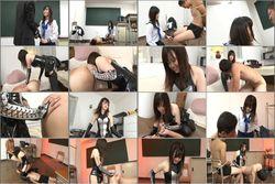 FT-144 Masochist teacher mime Queen is Anal Torture – Queen Road