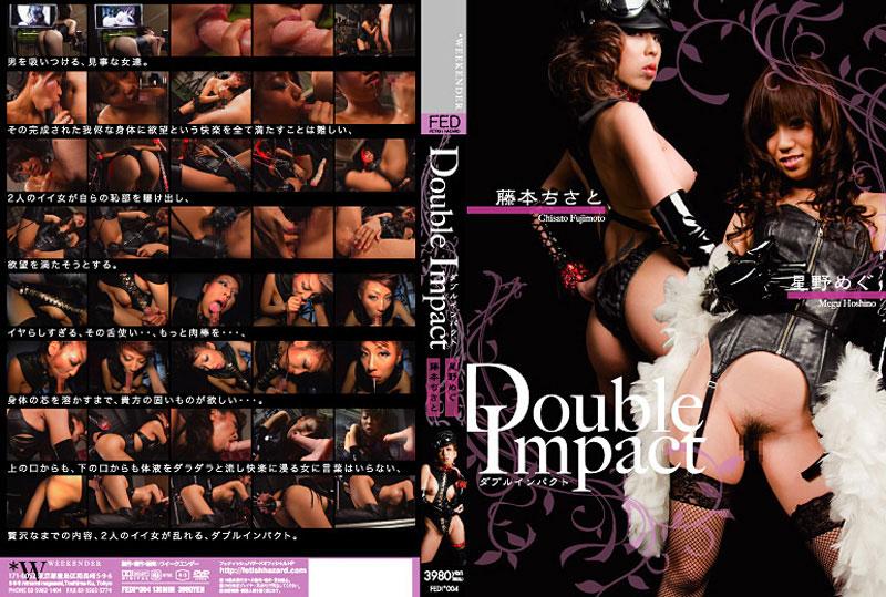 FEDI-004  Double Impact