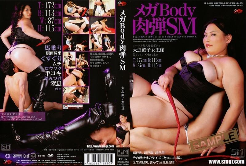 FT-37 Mega Body Human Bullet SM Naoko Osako Queen