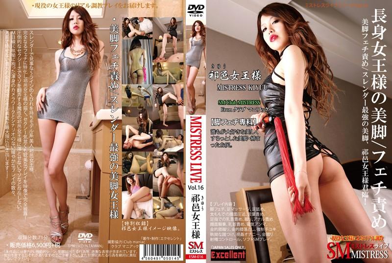 ESM-016 Lady Queen Kiyuu legs