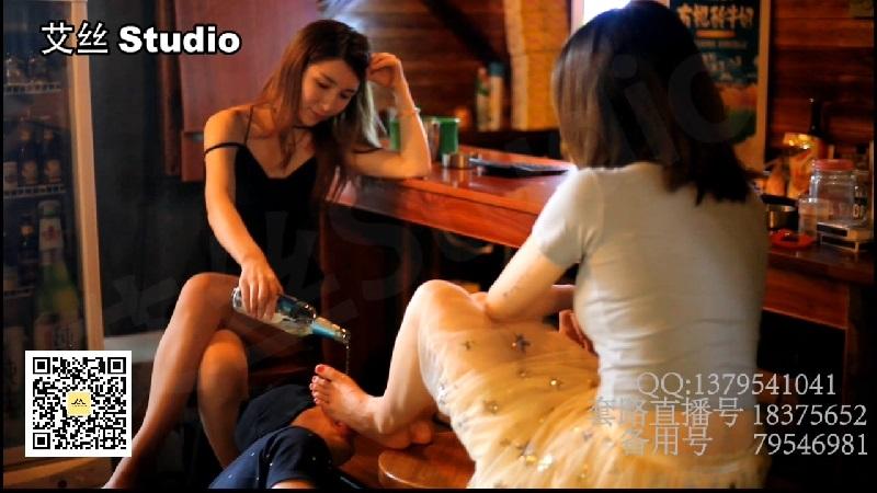 CLWD-014 Chinese Legs Femdom