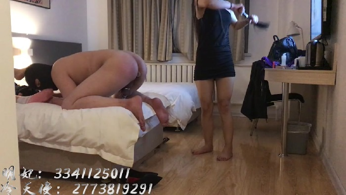 CBMD-008 Ming Fei queen tied slaves violent whipping