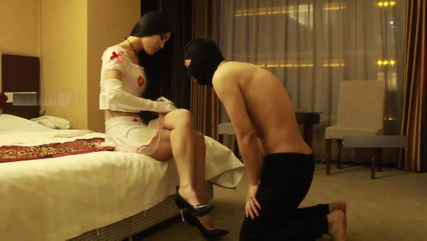 Chinese Femdom Nurse