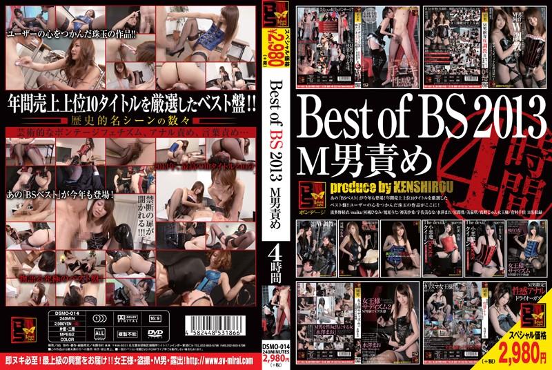 DSMO-014 Best of BS 2013 Femdom blame 4 hours