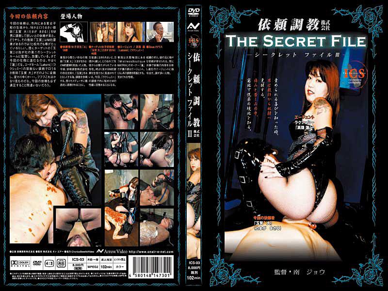 ICS-03 Request Training Co., Ltd. secret file 3