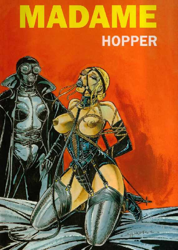 Madame Hopper [Book One] By Jack-Henry .