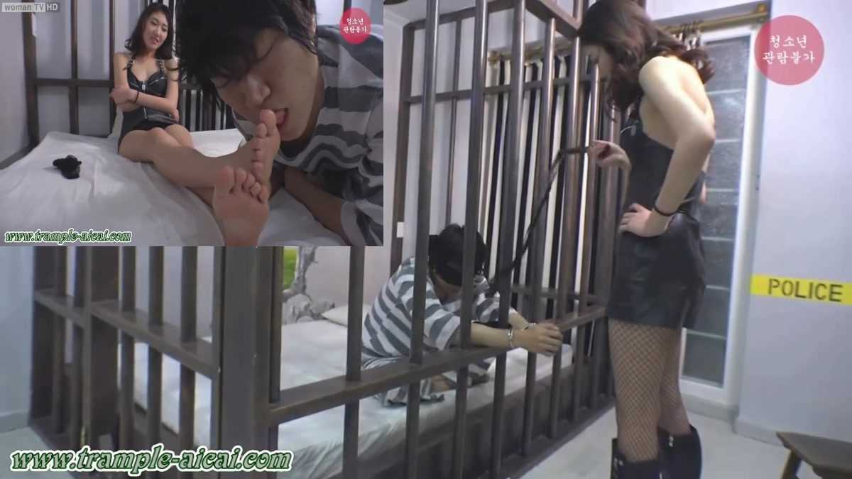 TACN-197 Chinese femdom
