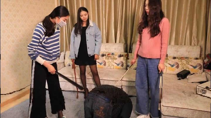 ERCN-339 Three people's punishment is extremely vicious and indescribable!