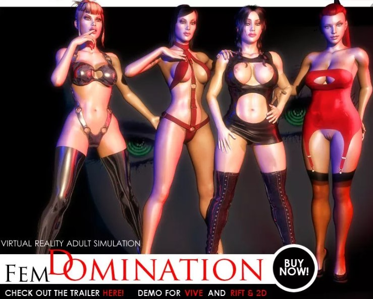 FemDomination – Complete Game