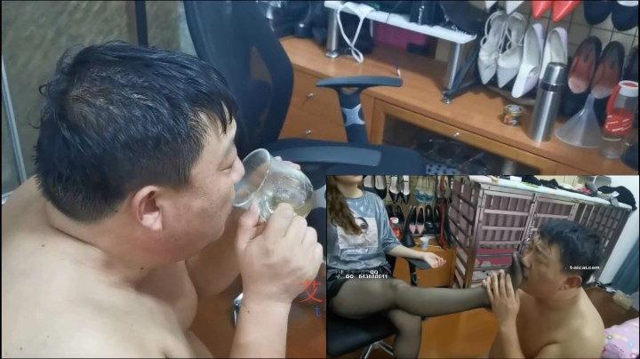 CNPS-364 Chinese Femdom