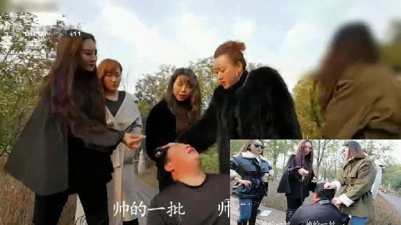 ODCN-420 Outdoor Chinese Femdom