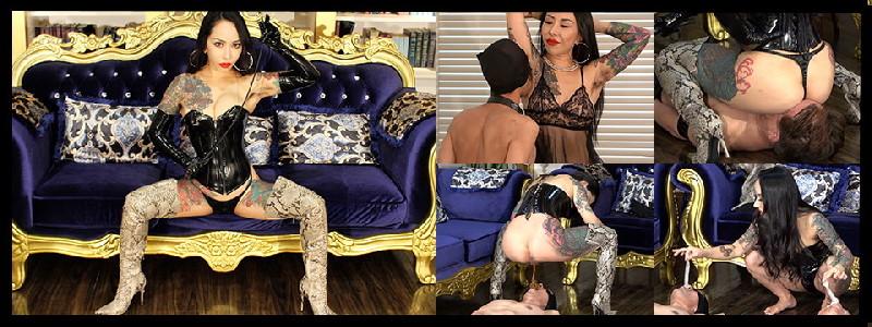 MLDO-177 Queen Youkai's breeding slave sperm golden complete meal training episode.1
