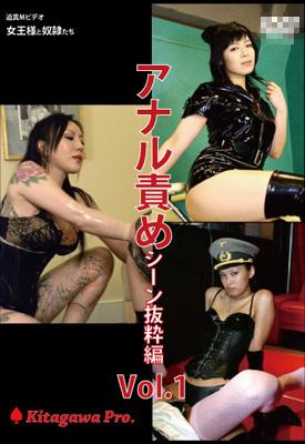KIDW-R18 Anal Blame Scene Excerpt Vol.1 – Kitagawa