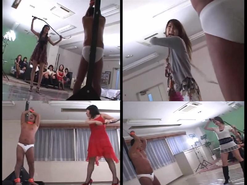BWSD-001 Cruel whipped 13 sadistic girls !