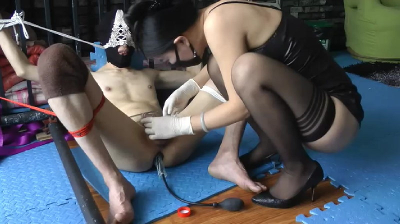 LMCN-537 Chinese Femdom Special