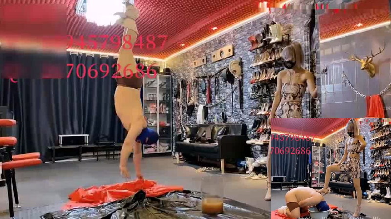 SZCN-545 Chinese Extreme Femdom